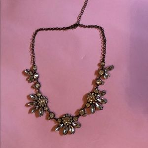 Old Navy jeweled necklace